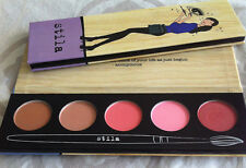 STILA parfiat of a perfect blush 5 shade cheek palette - 7.1g
