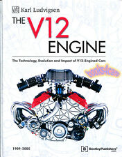 V12 BOOK ENGINES LUDVIGSEN V-12 ENGINE KARL