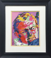 "LeRoy Neiman ""Arnold Palmer"" Newly Custom FRAMED ART PRINT Golf Masters US OPEN"