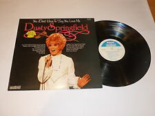 DUSTY SPRINGFIELD - You Don't Have To Say You Love Me - 1966 UK 12-track LP