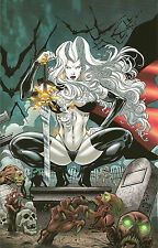 LADY DEATH POSTER #084A