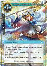 Force of Will TCG  x 1 Charlotte, Wielder of the Sacred Spirit [LEL-018 SR (Regu