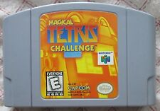 Nintendo 64 N64 Magical Tetris Challenge (game only) #2