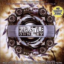 HARDSTYLE GERMANY 5 = Pavo/Zatox/Isaac/Showtek/Coone/Twinz...=2CD= PHATTE TRAXX!