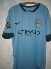 MANCHESTER CITY-OFFICIAL SHIRT-MAGLIA UFFICIALE ORIGINALE- SHIRT TOURE YAYA
