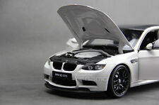 1/18 Kyosho BMW e92 M3 GTS White BBS Carbon Blue Calipper Limited Free Ship