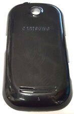 Samsung Corby M5650 GT-M5650 Black Cell Phone Back Cover Rear Door Replacement