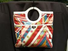 Isabella Fiore Abstract Tote Bag