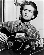 Woody Guthrie #1 Photo - 8X10