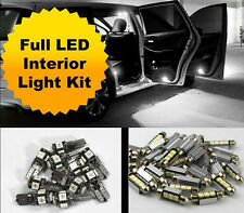 VW PASSAT B5 2001-2005 Dome Map License Trunk Cargo LED Light Canbus Package