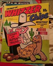 The best of Whizzer & Chips monthly - September 1986