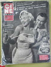 RARE MARILYN MONROE CINE MAGAZINE 7 Year Itch cover 1955