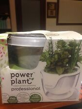 power plant, professional indoor soilless growing system, grow your herbs & vegs