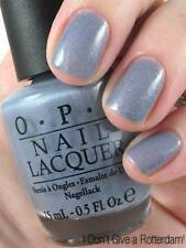 NEW! OPI Nail Polish Lacquer I DON'T GIVE A ROTTERDAM ~ HOLLAND COLLECTION