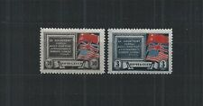 SOWJETUNION USSR 1943 MiNr: 890 - 891 ** FLAG USA GREAT BRITAIN