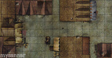 Dungeons & Dragons THE CITY COOPER Gamemastery D&D Pathfinder Map Tiles - MP