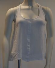 BP. NORDSTROM ~ Cross Back Tank w/ Front Embroidery Detail ~ Size Small