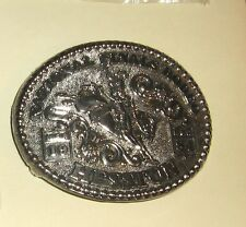Hesston Belt Buckle National Finals Rodeo 1984 NFR New Sealed