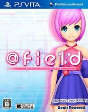 Used PlayStation PS Vita @field Japan Import Free shipping