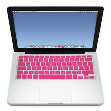 "TASTIERA PLUS PROTEZIONE PER Apple MacBook Air 13"" Pro Retina 13"" 15"" Rosa"