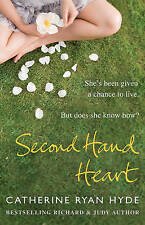 Second Hand Heart, By Catherine Ryan Hyde,in Used but Acceptable condition
