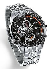 Casio Edifice Tachymeter EF-543D-1A Wrist Watch for Men