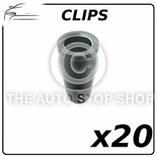 Clips Emblem Clips - Push-On Fixing 4,5 MM Renault Avantime-Master 1261 20 Pack