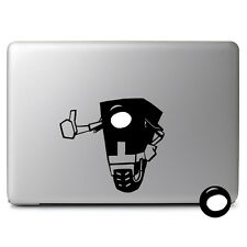 ClapTrap Vinyl Decal Sticker for Apple Macbook Air Pro Laptop Tablet Car Window
