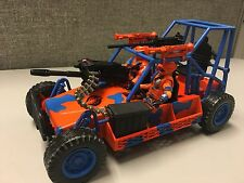 ALLEY VIPER DUNE BUGGY CUSTOM JEEP DEFENSE OF COBRA ISLAND GI JOE 25TH 1989 CAR