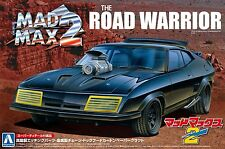Aoshima MAD MAX 2 Interceptor 1/24 Model Kit