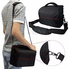 Waterproof Shockproof Nylon DSLR SLR Camera Messenger Shoulder Bag Case Handbag