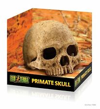 Exo Terra Primate Skull Hide for Geckos, Corn Snakes, Bearded Dragons, Vivarium!