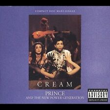 Cream [EP] [EP] [PA] by Prince/Prince & the New Power Generation (CD,...