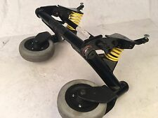 Invacare Rear Caster Arms w/ Wheels from TDX SP Power Wheelchair