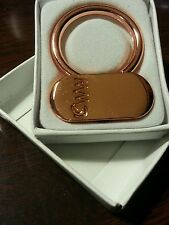 Weight Watchers Copper Key Ring Charm Holder Congratulations 10% Award Reward