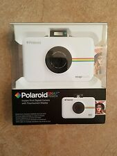POLAROID Snap Touch 13.0 INSTANT PRINT Digital Cam. BUNDLE. W/ZINK PAPER INCLUDE