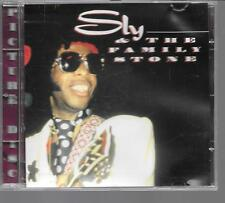 CD COMPIL 15 TITRES--SLY & THE FAMILY STONE--PICTURE DISC
