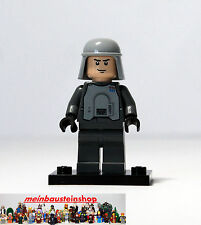 Lego® Star Wars Minifigur, sw261 AT-AT Commander, Imperial Officer, 8084