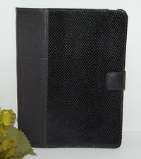 $85 New Fossil Maddox Black Leather Easel Ipad 1 2 3 Tablet Case Cover SL4046001
