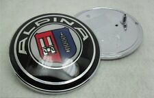 73mm ALPINA Boot Badge Emblem E90 E46 3 5 7 Series M-TEC BMW D3 B3 Sport Rear UK