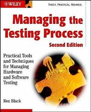 Managing the Testing Process: Practical Tools and Techniques for Manag-ExLibrary
