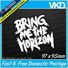Bring Me The Horizon Sticker/Decal - Sempiternal Band Music Rock Heavy Metal Car