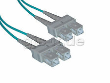 LWL fibra de vidrio cable latiguillo fiber optic SC-SC dúplex multi 50/125µ om3 4m