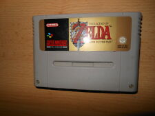 THE LEGEND OF ZELDA A LINK TO THE PAST , Super Nintendo SNES FREE UK  POST