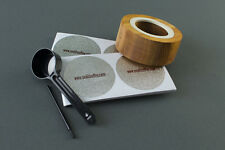 Sealit Coffee Kit 50 Foil seals Refill and Reuse NESPRESSO VERTUOLINE capsules