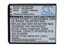 NEW Battery for simvalley SingleCore SP-140 PX-3524 Li-ion UK Stock