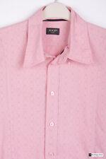 Joop Herren Langarm Regular Fit Freizeithemd Multi/Pink Größe XL