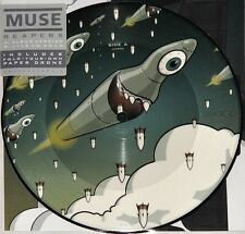 """Muse - Reapers 7"""" vinyl Picture Disc RSD"""