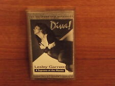 Lesley Garrett : DIVA ! - A Soprano at the Movies : SILVA Cassette : 1991