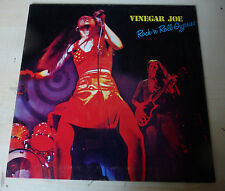 COPERTINA LP GATEFOLD -  VINEGAR JOE - ROCK'N ROL GYPSIES - RICORDI ISLAND 1972